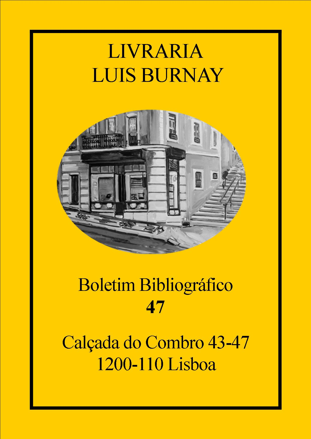 Boletim Bibliográfico nº 47