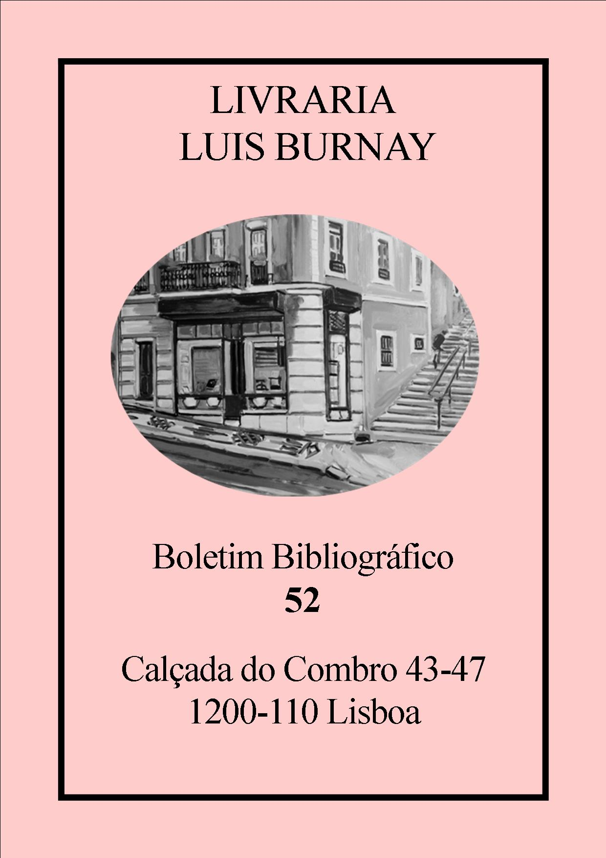 Boletim Bibliográfico nº 52