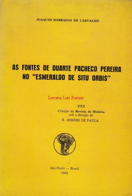 As fontes de Duarte Pacheco Pereira no